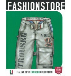 Fashionstore - Trouser Coll.- Vol. 2 + CD-Rom Shop Online