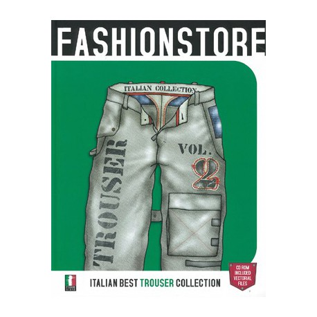 Fashionstore - Trouser Coll.- Volume. 2 + CD-Rom