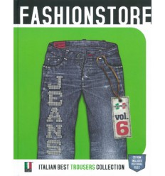 Fashionstore - Trouser Collection - Volume. 6 + CD Rom