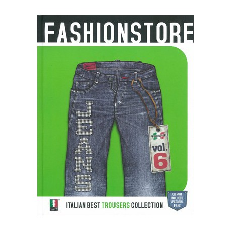 Fashionstore - Trouser Collection - Vol. 6 + CD Rom Shop Online