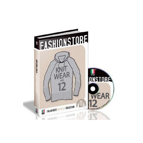 Fashionstore - Knitwear Volume. 12 + DVD HC