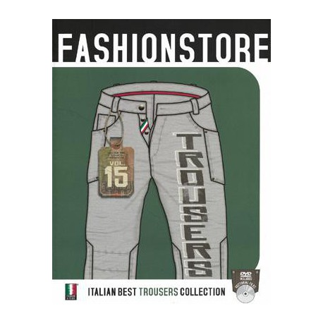 Fashion Store - Trousers Vol. 15 + DVD Miglior Prezzo