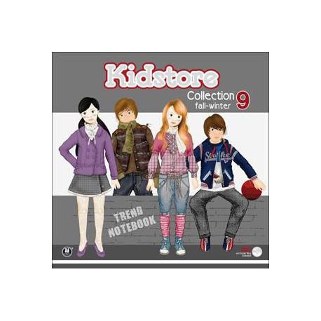 Kidstore Col. Volume. 9 A/W 12/13 incl. DVD