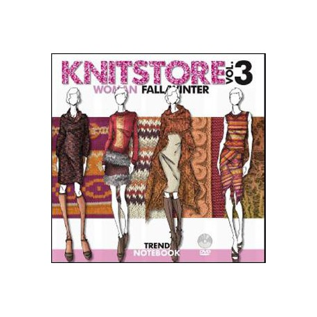 Knitstore Woman Volume. 3 incl. DVD
