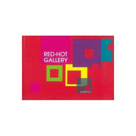 Red Hot Gallery incl. DVD HC Shop Online