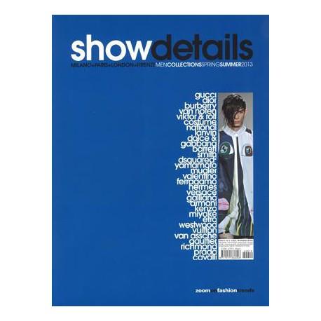 Show Details Man numero. 12