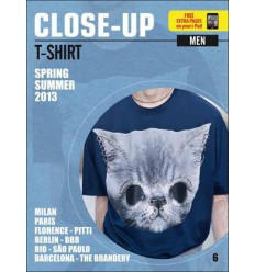 Close-Up Men T-Shirt no. 06 S/S 2013 Miglior Prezzo