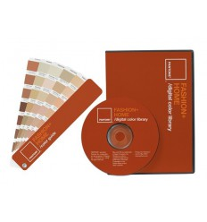 PANTONE FASHION + HOME Digital color library kit