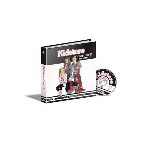 Kidstore Col. Vol. 7 A-W 11-12 incl. DVD