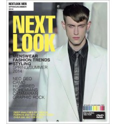 Next Look Menswear numero. 2/2012 Fashion Trends Styling