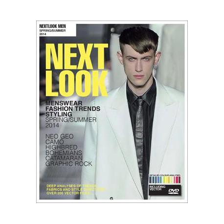 Next Look Menswear no. 2/2012 Fashion Trends Styling Miglior