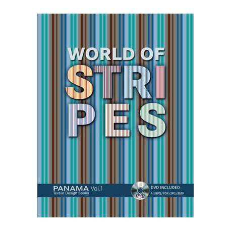 World of Stripes Vol. 1 incluso. DVD