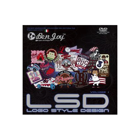 LSD Graphics Book Vol. 1 incl. DVD Miglior Prezzo