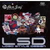 LSD Graphics Book Vol. 1 incluso. DVD