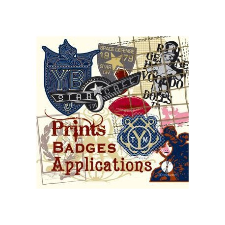 Prints Badges & Applications incl. CD-Rom Shop Online