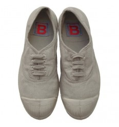BENSIMON Tennis Lacet Colorsole - Beige, Woman Shop Online