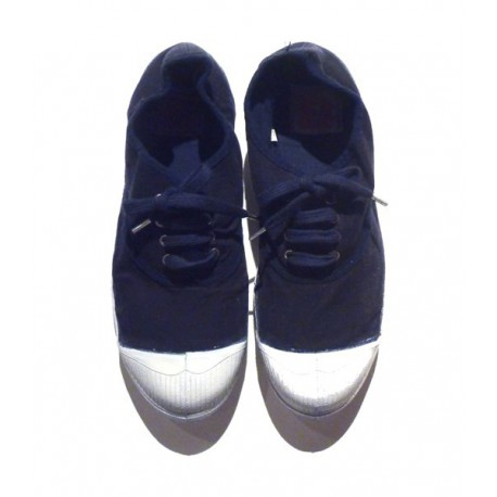 BENSIMON Tennis Vintage - Man/Woman, Marine