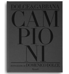 CAMPIONI - DOLCE & GABBANA - Photo by Domenico Dolce Shop Online