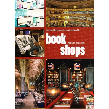 BOOK SHOPS - long-established and the most fashionable Shop