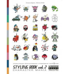 Styling Book Vol. 2 Character Mania incl. DVD Shop Online
