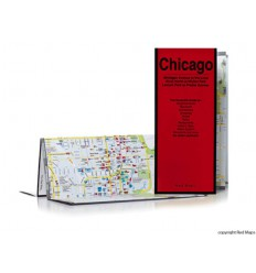 MAPPA CHICAGO RED MAP