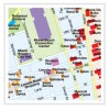 MAPPA MIAMI / SOUTH BEACH RED MAP Miglior Prezzo