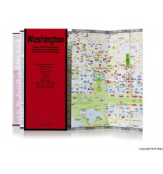 RED MAP WASHINGTON DC Shop Online