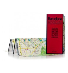MAPPA BARCELLONA RED MAP
