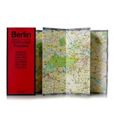 RED MAP BERLIN / POTSDAM Shop Online