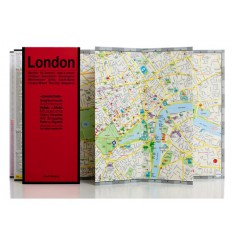 MAPPA LONDRA RED MAP
