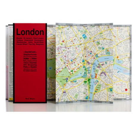 RED MAP LONDON Shop Online