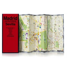 MAPPA MADRID RED MAP
