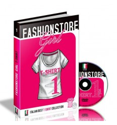 Fashionstore Girl : T-Shirt Vol. 1