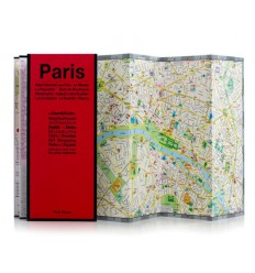 MAPPA PARIGI RED MAP