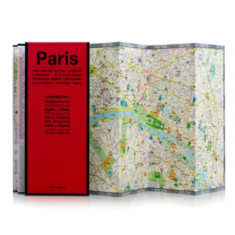 RED MAP PARIS Shop Online