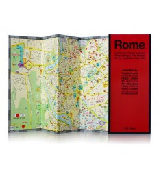 MAPPA ROMA RED MAP