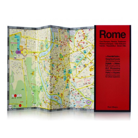 RED MAP ROME Shop Online