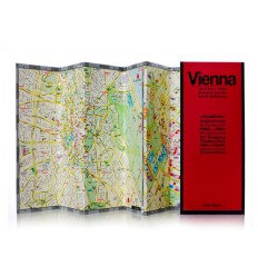 MAPPA VIENNA RED MAP