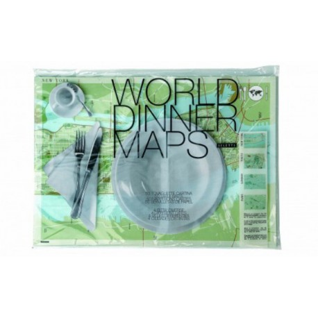 PLACEMAT WORLD MAPS SELETTI Shop Online
