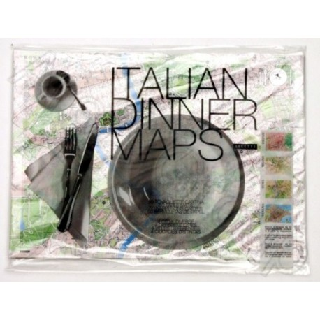 PLACEMAT ITALIAN MAPS SELETTI Shop Online