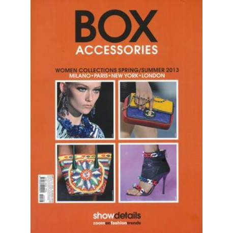 Show Details Box Accessories no. 08 Miglior Prezzo