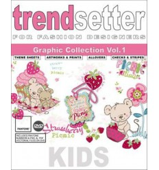 Trendsetter - Kids Graphic Collection Vol. 1 incl. DVD Miglior