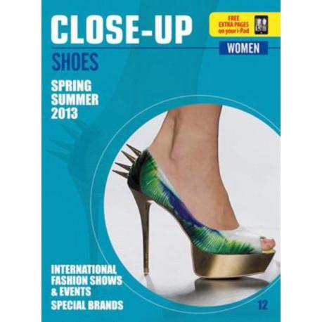 Close-Up Women Shoes no. 12 S/S 2013 Miglior Prezzo