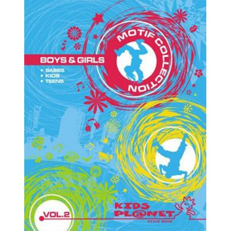 Kids Planet Motif Collection Boys & Girls Vol. 2 incl. DVD Shop