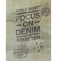 Focus on Denim Vol. 10 incl. CD-ROM