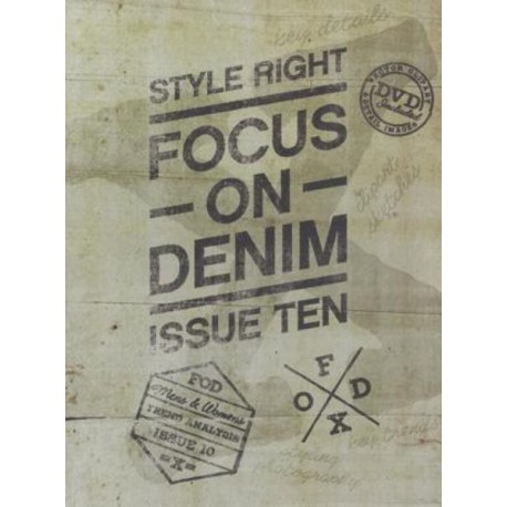 Focus on Denim Vol. 10 incl. CD-ROM