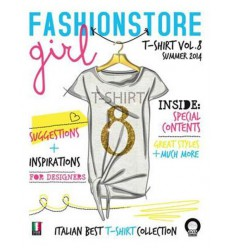 FASHIONSTORE GIRL - T-SHIRT Vol. 8 Shop Online