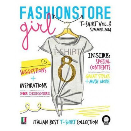 FASHIONSTORE GIRL - T-SHIRT Vol. 8