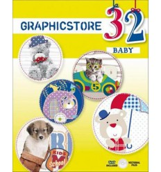 Graphicstore - Baby Vol. 32 incl. DVD Shop Online