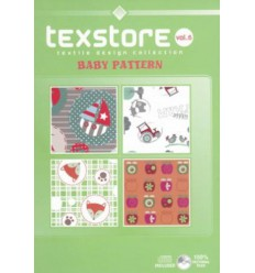 Texstore Vol. 6 Baby Pattern incl. CD-ROM Shop Online